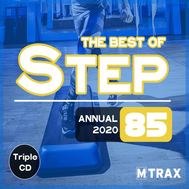 Step 85 Best of – Annual 2020 - MTrax Fitness Music