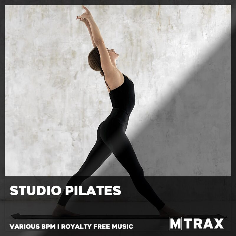 Studio Pilates - MTrax Fitness Music
