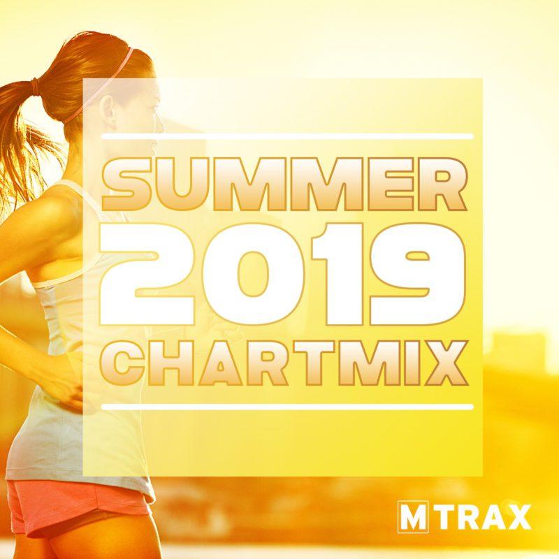 Summer 2019 Chartmix - MTrax Fitness Music