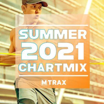 Summer 2021 Chartmix - MTrax Fitness Music