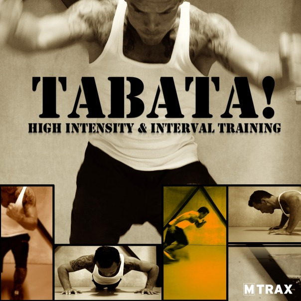 Tabata! High Intensity & Interval Training - MTrax Fitness Music