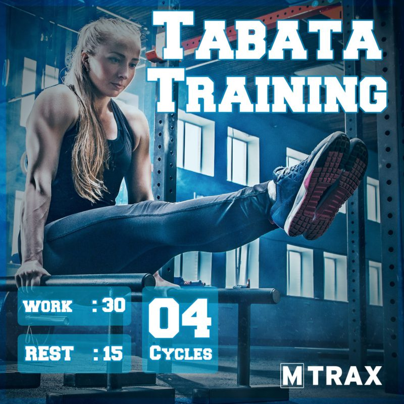 Tabata Training (30-15) - MTrax Fitness Music